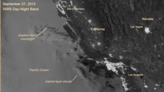 Link to Recent Story entitled: Marine Layer Clouds in California